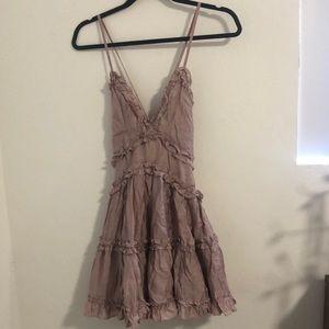 Princess Polly Ruffle Summer Dress